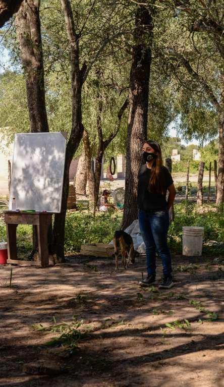 Taller de Elaboracion de Bioinsumo en la comunidad de Pitoos, Campo la China (37)